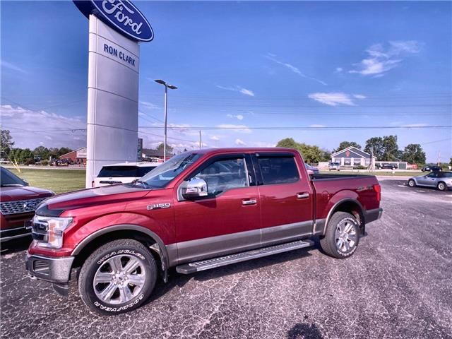 2019 Ford F-150 Lariat (Stk: 15964-1) in Wyoming - Image 1 of 25