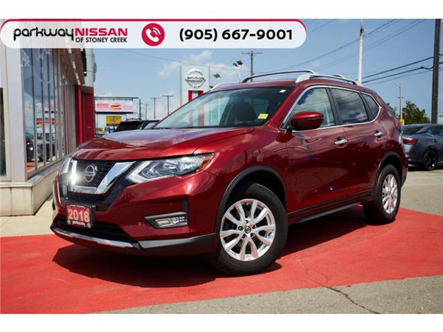 2018 Nissan Rogue  (Stk: N1863) in Hamilton - Image 1 of 25