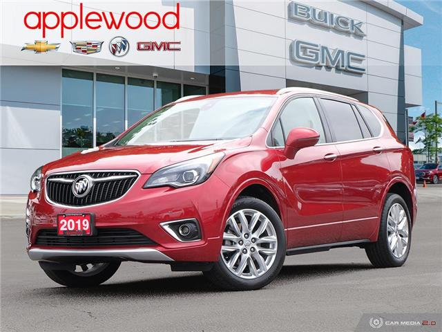 2019 Buick Envision Premium I (Stk: 90298TN) in Mississauga - Image 1 of 32