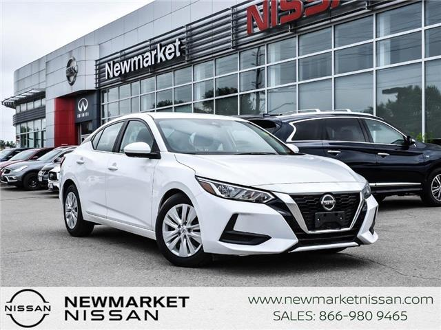 2020 Nissan Sentra S Plus (Stk: 202001) in Newmarket - Image 1 of 22