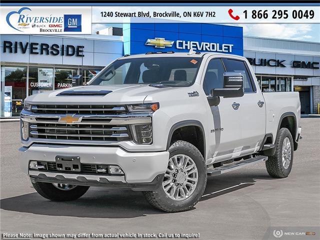2021 Chevrolet Silverado 2500HD High Country (Stk: 21-319) in Brockville - Image 1 of 23