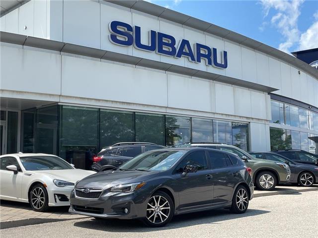 2019 Subaru Impreza Sport (Stk: 210622A) in Mississauga - Image 1 of 3