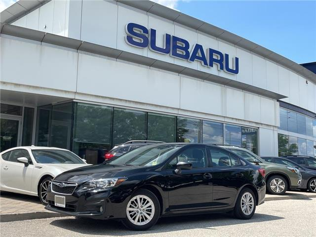 2017 Subaru Impreza Touring (Stk: P4985) in Mississauga - Image 1 of 3