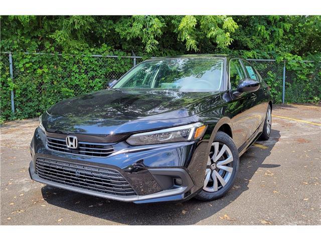 2022 Honda Civic LX (Stk: 11354) in Brockville - Image 1 of 23