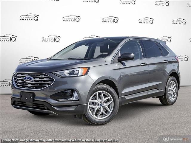 2021 Ford Edge SEL (Stk: DD007) in Sault Ste. Marie - Image 1 of 23
