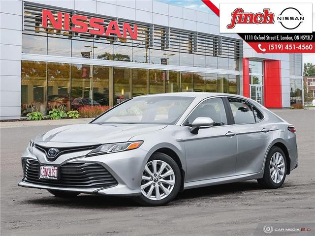 2018 Toyota Camry Hybrid  (Stk: 06542-L) in London - Image 1 of 27
