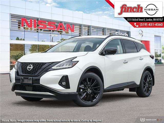 2021 Nissan Murano Midnight Edition (Stk: 18050) in London - Image 1 of 23