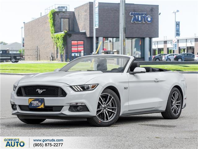 2017 Ford Mustang GT Premium (Stk: 327478) in Milton - Image 1 of 23