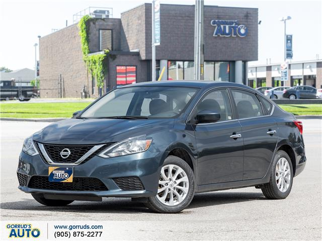 2016 Nissan Sentra 1.8 SV (Stk: 674671) in Milton - Image 1 of 20