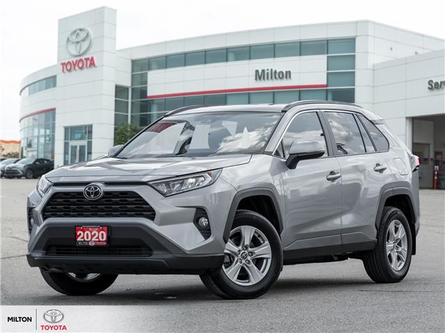 2020 Toyota RAV4 XLE (Stk: 064894A) in Milton - Image 1 of 23