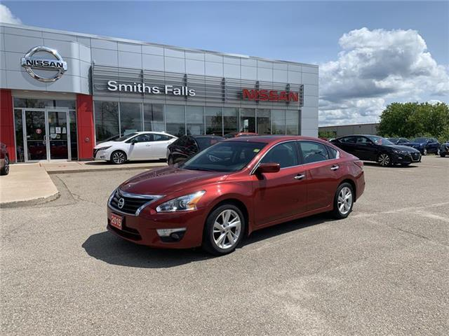 2015 Nissan Altima 2.5 SV (Stk: P2137A) in Smiths Falls - Image 1 of 17