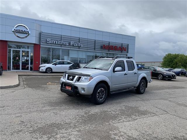 2018 Nissan Frontier PRO-4X (Stk: P2170A) in Smiths Falls - Image 1 of 16
