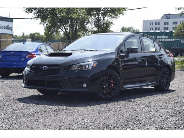 2021 Subaru WRX Sport (Stk: 18-SM574) in Ottawa - Image 1 of 26