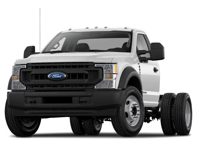 2021 Ford F-550 Chassis XLT (Stk: MSD108) in Fort Saskatchewan - Image 1 of 2