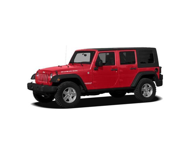 2010 Jeep Wrangler Unlimited Sahara (Stk: TR15176) in Windsor - Image 1 of 1