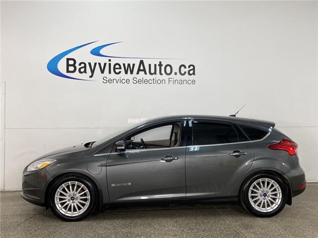 2018 Ford Focus Electric Base (Stk: 37760W) in Belleville - Image 1 of 27