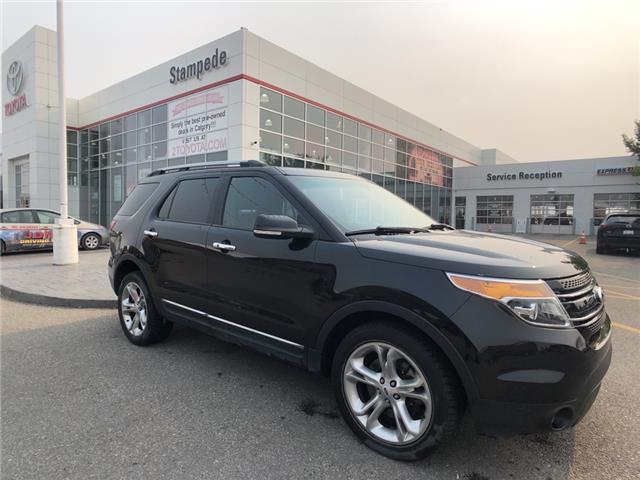 2014 Ford Explorer Limited (Stk: 9411B) in Calgary - Image 1 of 11