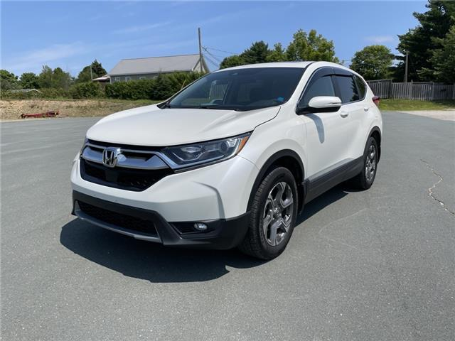 2017 Honda CR-V EX (Stk: 1678) in Miramichi - Image 1 of 13