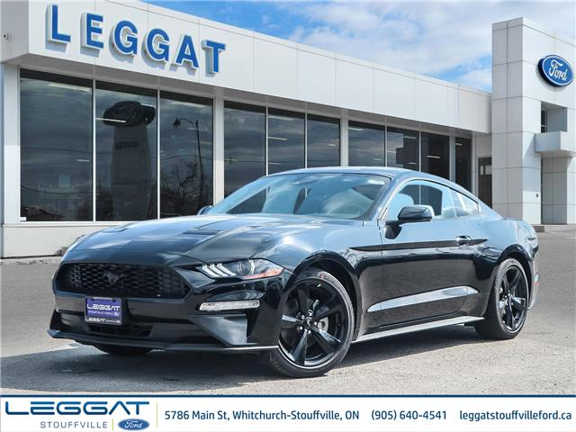 2021 Ford Mustang  (Stk: 21M1103) in Stouffville - Image 1 of 18