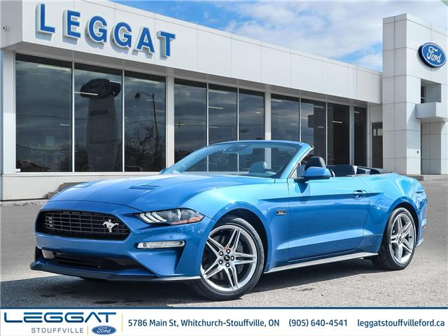 2021 Ford Mustang EcoBoost Premium (Stk: 21M1118) in Stouffville - Image 1 of 20
