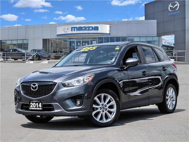 2014 Mazda CX-5 GT (Stk: HN3286A) in Hamilton - Image 1 of 28