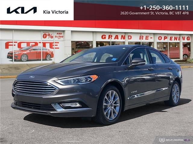 2017 Ford Fusion Hybrid SE (Stk: A1853) in Victoria - Image 1 of 24