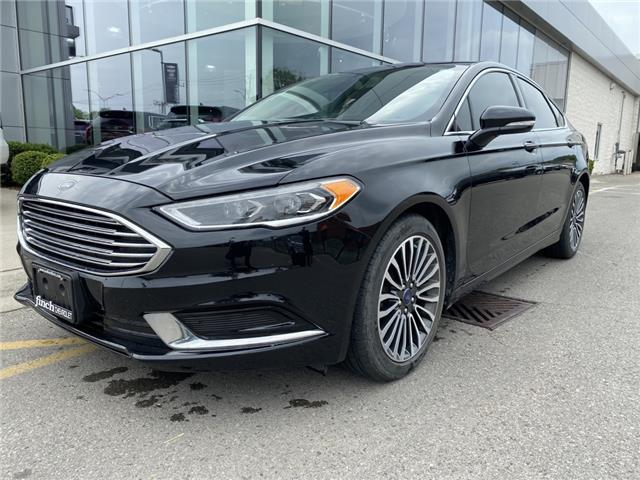 Used 2018 Ford Fusion SE SE - London - Finch Chevrolet
