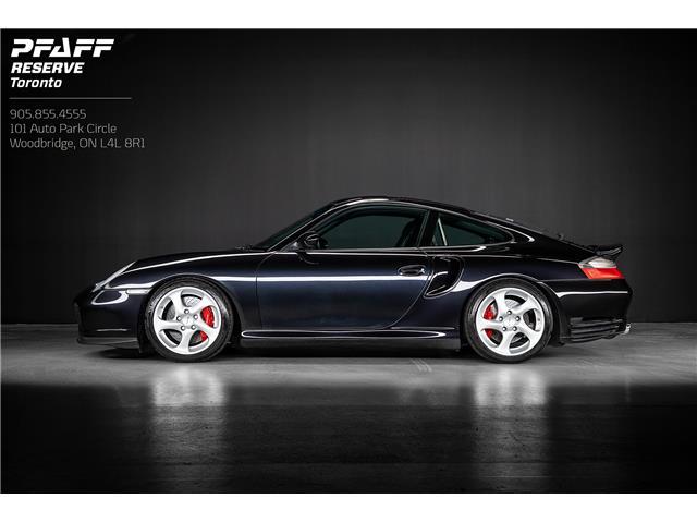 2002 Porsche 911 Turbo (Stk: MU2700) in Woodbridge - Image 1 of 30