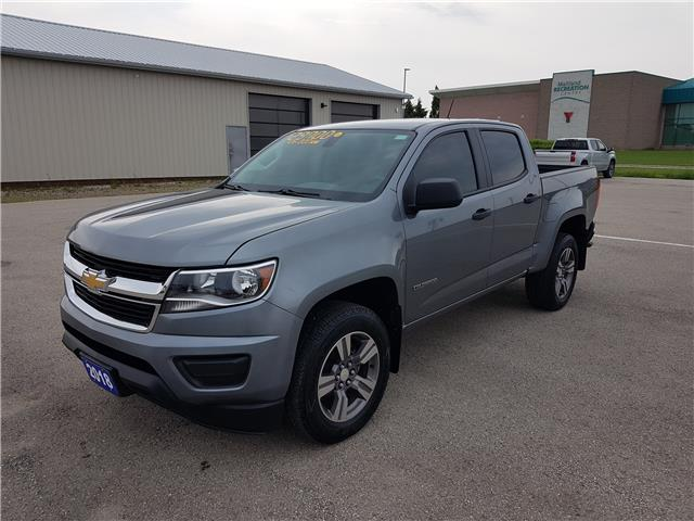 2018 Chevrolet Colorado WT (Stk: 124445) in Goderich - Image 1 of 22