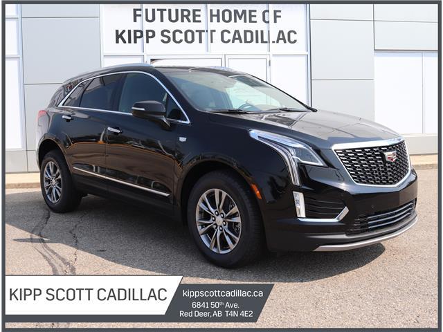 2021 Cadillac XT5 Premium Luxury (Stk: 72744) in Red Deer - Image 1 of 34