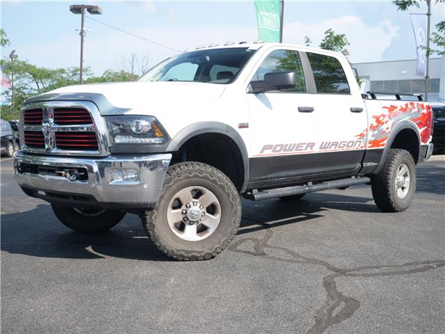 2016 RAM 2500 Power Wagon (Stk: 21162A) in Mississauga - Image 1 of 19