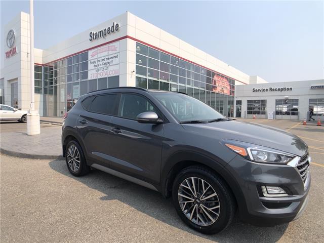 2019 Hyundai Tucson Luxury (Stk: 210800A) in Calgary - Image 1 of 26