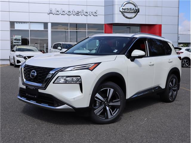 2021 Nissan Rogue Platinum (Stk: A21224) in Abbotsford - Image 1 of 29
