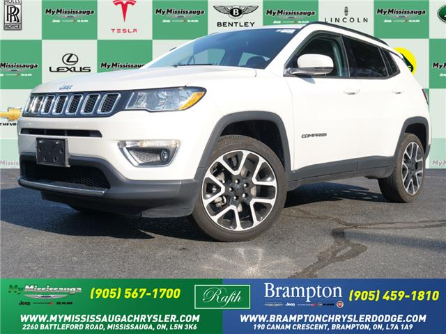 2019 Jeep Compass Limited (Stk: 21464A) in Mississauga - Image 1 of 27