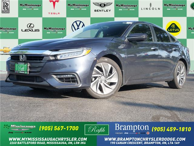 2020 Honda Insight Touring (Stk: 1576A) in Mississauga - Image 1 of 25