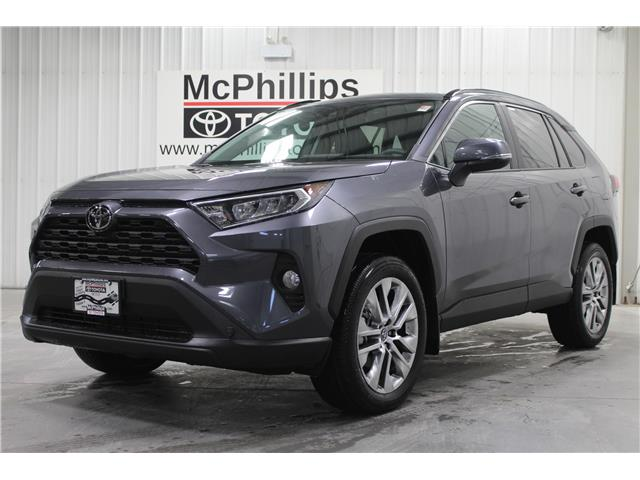 2021 Toyota RAV4 XLE (Stk: C223684) in Winnipeg - Image 1 of 19