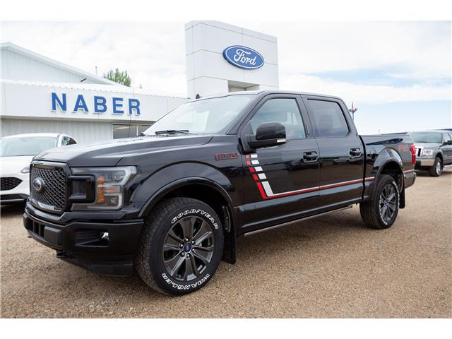 2018 Ford F-150 Lariat (Stk: B34387) in Shellbrook - Image 1 of 21