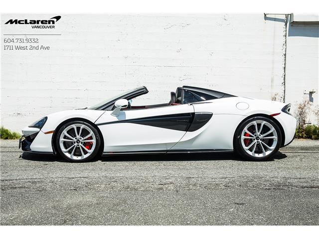 2019 McLaren 570S Spider  (Stk: VU0645) in Vancouver - Image 1 of 19