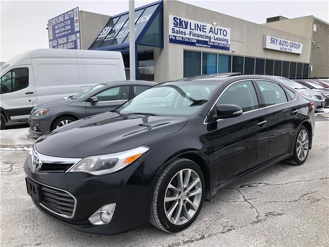 2015 Toyota Avalon XLE (Stk: ) in Concord - Image 1 of 18