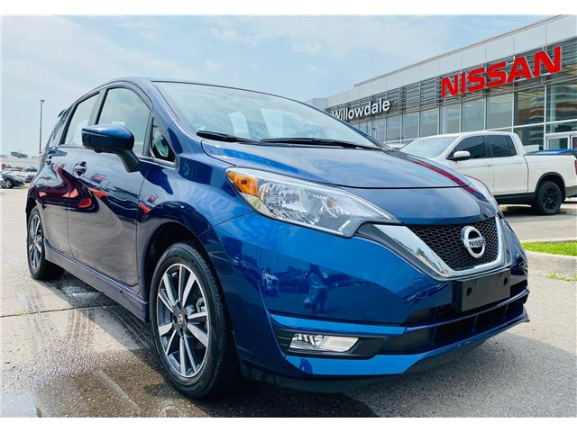 2018 Nissan Versa Note 1.6 SR (Stk: N1848A) in Thornhill - Image 1 of 21