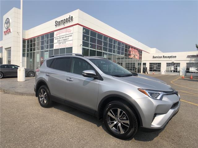 2018 Toyota RAV4 LE (Stk: 9479A) in Calgary - Image 1 of 23