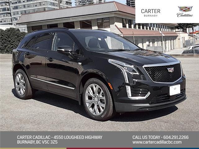 2020 Cadillac XT5 Sport (Stk: C0-56840) in Burnaby - Image 1 of 23