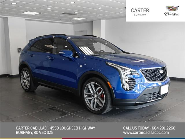 2021 Cadillac XT4 Sport (Stk: C1-9467T) in Burnaby - Image 1 of 24