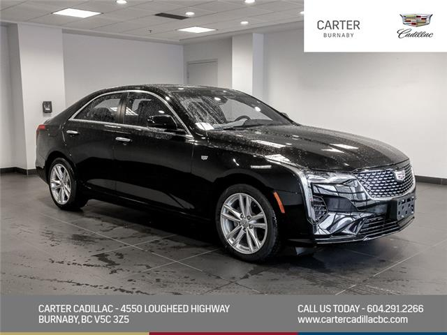 2021 Cadillac CT4 Luxury (Stk: C1-88840) in Burnaby - Image 1 of 23