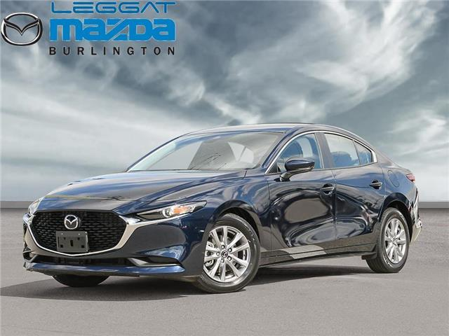 2021 Mazda Mazda3 GS (Stk: 215801) in Burlington - Image 1 of 22