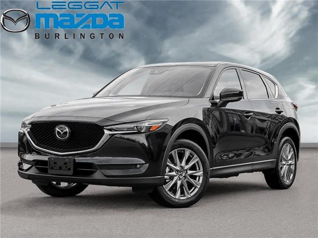 2021 Mazda CX-5 GT w/Turbo (Stk: 210238) in Burlington - Image 1 of 10