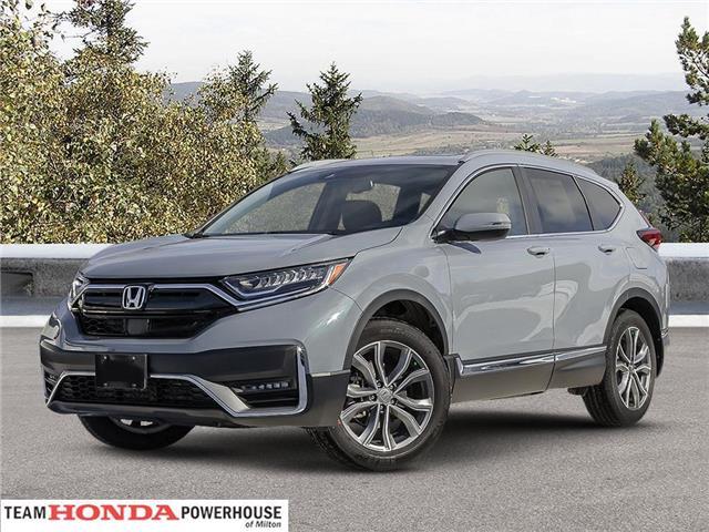 2021 Honda CR-V Touring (Stk: 21061) in Milton - Image 1 of 21