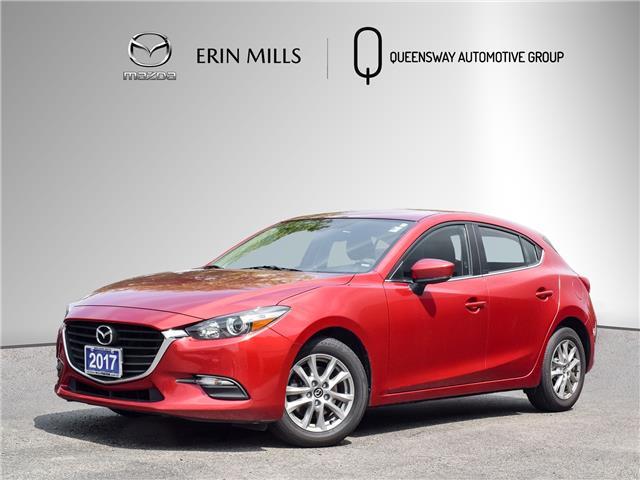 2017 Mazda Mazda3 Sport GS (Stk: P4695) in Mississauga - Image 1 of 21