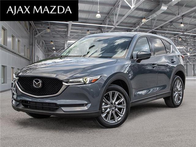 2021 Mazda CX-5 GT w/Turbo (Stk: 21-1681) in Ajax - Image 1 of 23