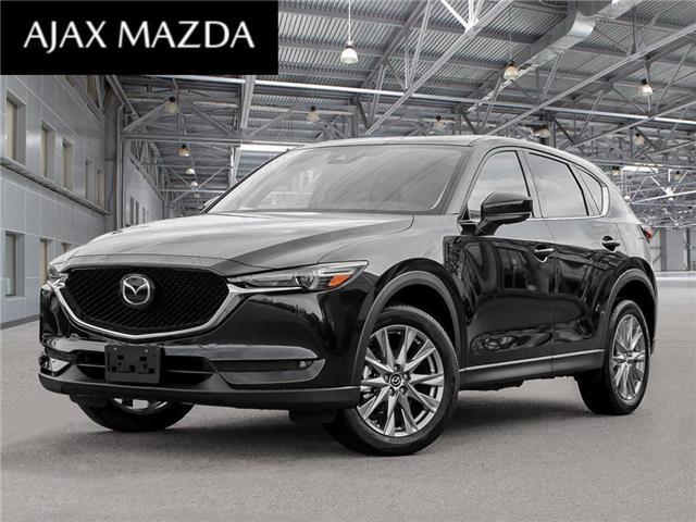 2021 Mazda CX-5 GT w/Turbo (Stk: 21-1692) in Ajax - Image 1 of 23
